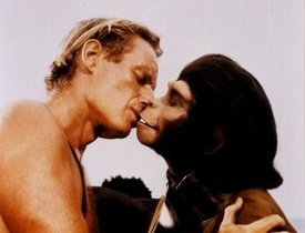 Sometimes you have to kiss a monkey to see what you cannot yet imagine.